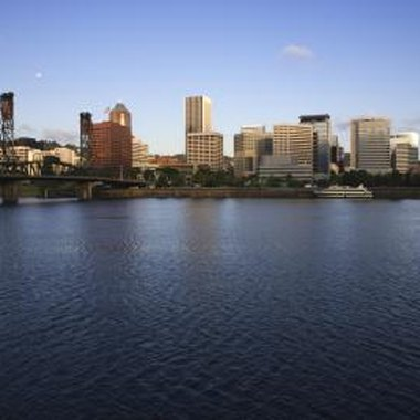 Portland's downtown has a range of stylish and urbane hotels.