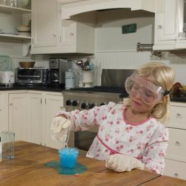 Teach kids about science in your kitchen.