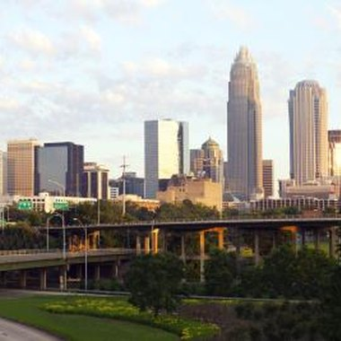 Charlotte, North Carolina, offers residents many Internet provider choices.
