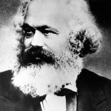 Karl Marx influenced the Russian revolution of 1917 through his many writings.