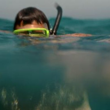 Snorkeling helps you see what treasures lie beneath the water.
