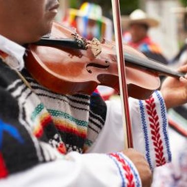Mexican fiddle methods draw their influence from European and indigenous stylings.
