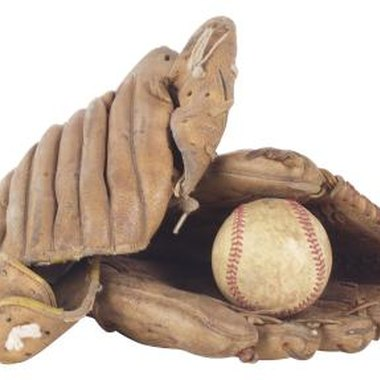 Your glove is too soft if the ball stings your hand when you catch it.