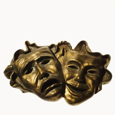 Tragedy and comedy masks are not the only types of Greek theater masks.