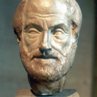 Aristotle, one of the greatest philosophers and scientists in history, lived in fourth century Athens.