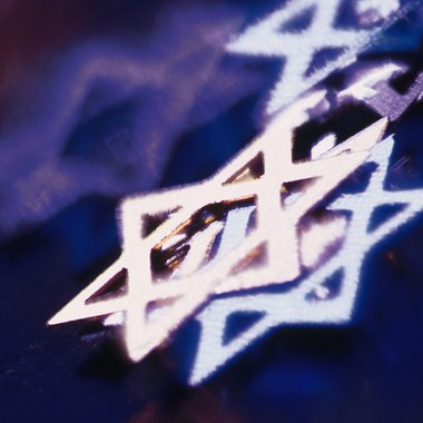 The Star of David is an important symbol of Judaism.