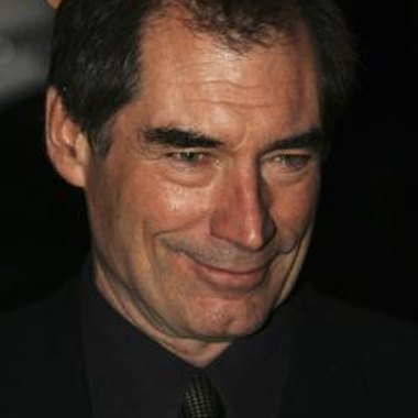 English actor Timothy Dalton played James Bond in
