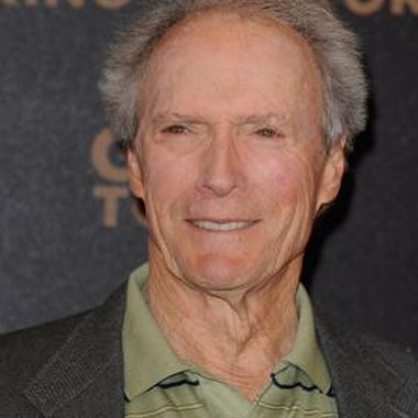 Clint Eastwood attended the premiere of