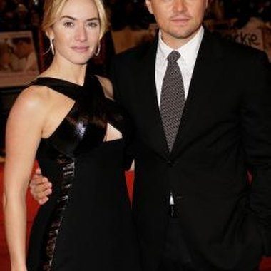 Leonardo DiCaprio and Kate Winslet reunited in