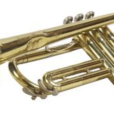 Brass instruments make their sound by shaping air vibrations.