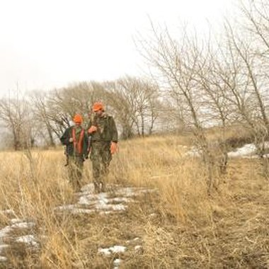 Hunters may enter the park one hour before legal hunting hours begin.