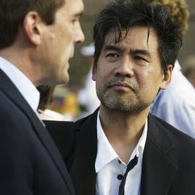 David Henry Hwang wrote both the stage and film versions of