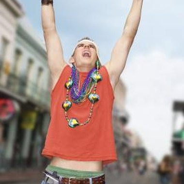 You don't have to go to The Big Easy to enjoy Mardi Gras.