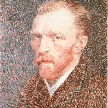 Vincent van Gogh was responsible for some of the most famous paintings seen today.