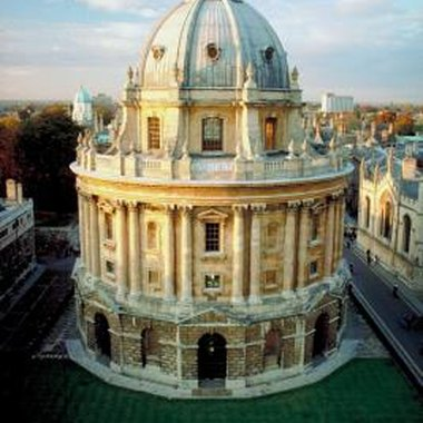 Oxford is the setting for much of the story.