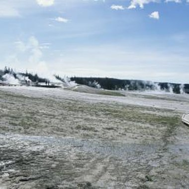 If Old Faithful is on your list of attractions to see in Yellowstone, consider staying next to it.