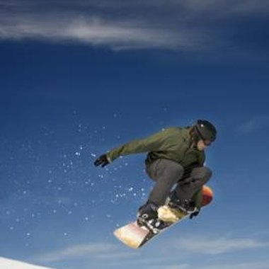 Practice your snowboarding moves in Tennessee.
