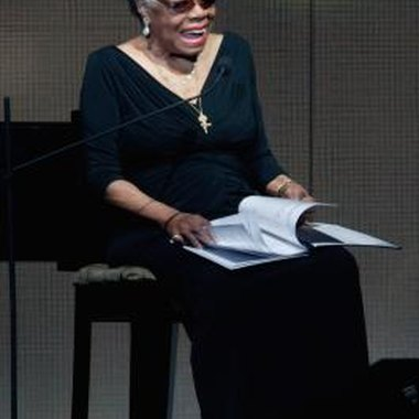 Maya Angelou has become one of America's most beloved writers.