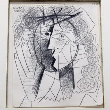 Pablo Picasso is known for his work in different art styles and mediums.