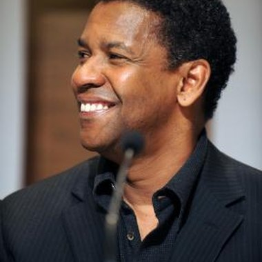 Denzel Washington wanted to introduce new African-American actors to audiences.