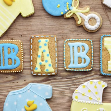 Baby showers aren't just for women anymore.