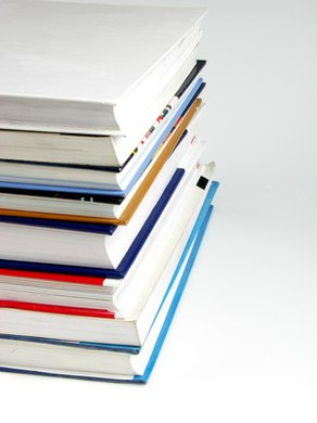 The bibliography of a report notes the sources used in preparing it.