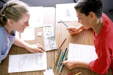 Students can work collaboratively to demonstrate mastery.