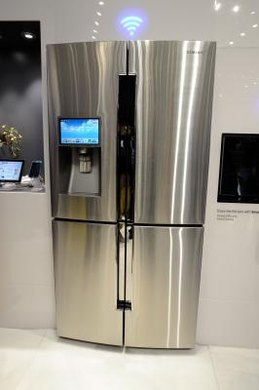 Mechatronics engineers design smart refrigerators that know when your milk is expired.