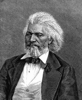 Frederick Douglass worked as an abolitionist after gaining his freedom.