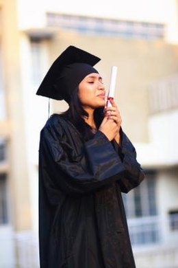 Pursuing any type of degree takes dedication and self-discipline.
