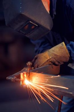 Welding inspectors have different levels of certification.