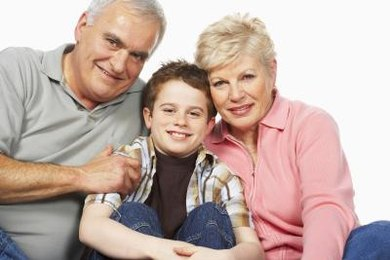 Create special memories with your grandchildren by doing activities together.