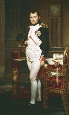 Napoleon came to power amid the chaos after the French Revolution.