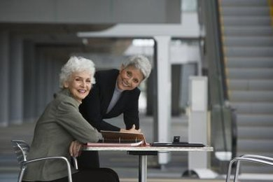 Many companies value the experience of 50-and-older workers