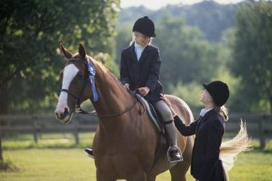 Equine studies provides training in care, training and managment of horses.