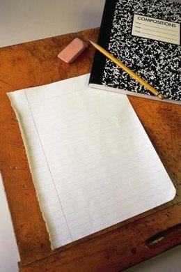 Use free writing as a way to sketch out some ideas.