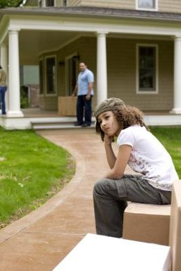 Finding new housing after a foreclosure can be an emotional process.