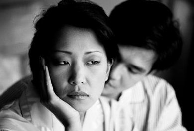 Staying in an unhappy relationship can lead to insecurity and depression.