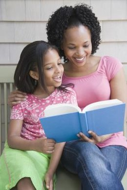 Parents can model for their kids how good readers think when reading.