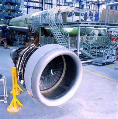 The Bureau of Labor Statistics reports 80,000 aircraft engineers currently work in the U.S.