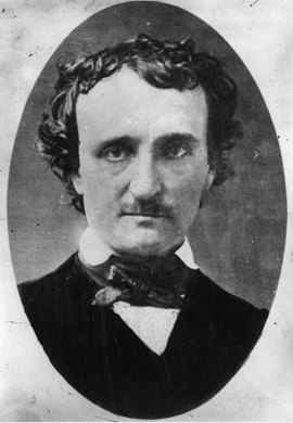 "Edgar Allan Poe's wrote the tale of suspense ""The Pit and the Pendulum."""
