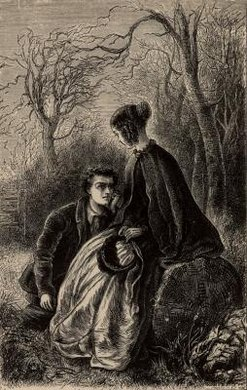 an analysis of edgar in the romance novel wuthering heights by emily bronte The paperback of the wuthering heights (sparknotes literature guide series) by sparknotes, emily brontë | at barnes & noble  wuthering heights  emily bronte.