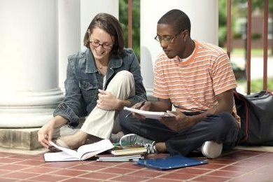 Self-motivation, concentrating on study material and being organized give undergraduates an academic advantage.