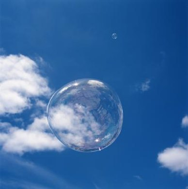 Bubbles may have fostered chemical reactions that created life.