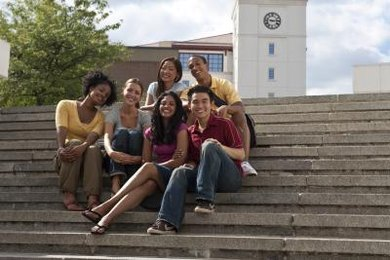 Enroll in a college-sponsored English immersion program.