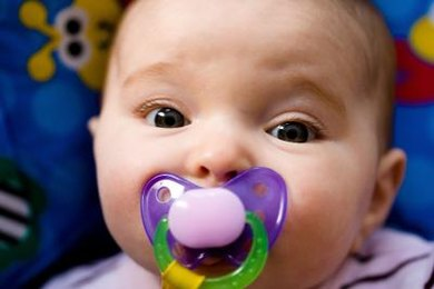 If baby loves his binky, have a supply of the same type, so you can replace old ones frequently.