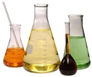 Biochemistry focuses on molecular and chemical properties.