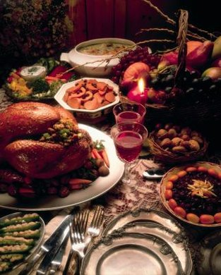 A feast is held on the fourth day of the afterlife journey.