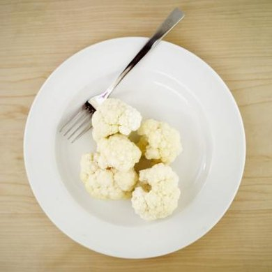 Cauliflower is a good source of vitamin C and has anti-inflammatory properties.