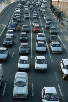 Traffic is one major cause of noise pollution.